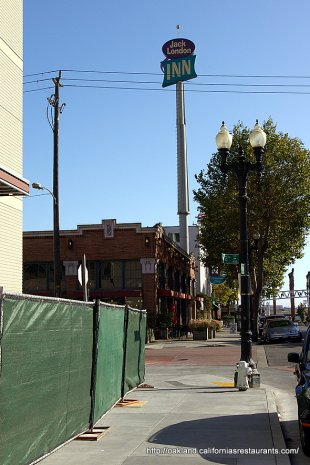 Jack London Square Inn Tower- (medium sized photo)