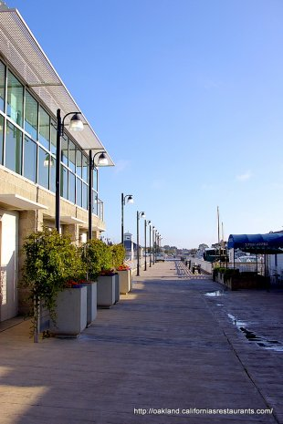 Jack London Square Public Marina- (medium sized photo)