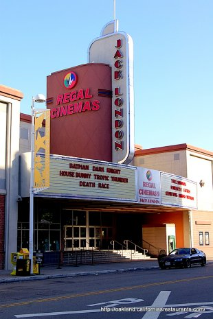 Jack London Square Regal Cinemas